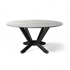 Cat. Planer Keramik Round étkezőasztal