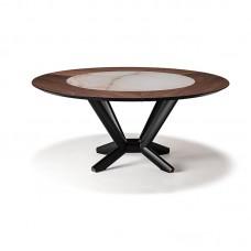 Cat. Planer Ker-wood Round étkezőasztal