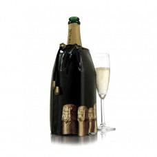 Cilio pezsgőspalack hűtő fekete