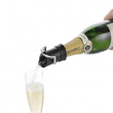 Cilio pezsgősüveg záró és kiöntő