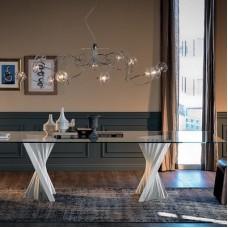 Cattelan Italia Plisset étkezőasztal