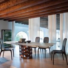 Tonin Casa Colosseo étkezőasztal