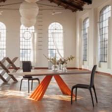 Tonin Casa Ventaglio étkezőasztal
