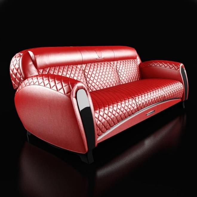 Lamborghini Carbon Imola fotel